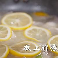 清新柠檬鱼的做法图解8
