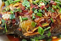 红烧福寿鱼的做法