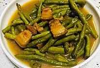 家常菜:五花肉炖豆角的做法