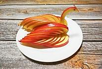 天鹅苹果、花式苹果(2种花式切苹果方法)的做法