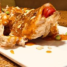 松鼠桂鱼#我的品道美食#