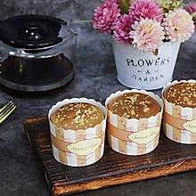 咖啡可可海绵蛋糕杯(分蛋法)