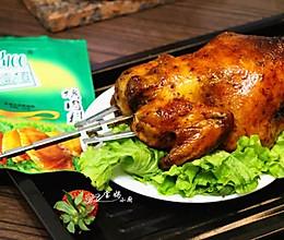 烤整鸡的做法