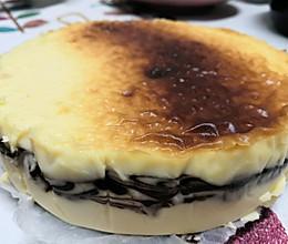 巧克力夹心芝士蛋糕的做法