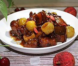果味红烧肉的做法