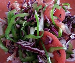夏日爽口凉拌菜——简单营养的做法