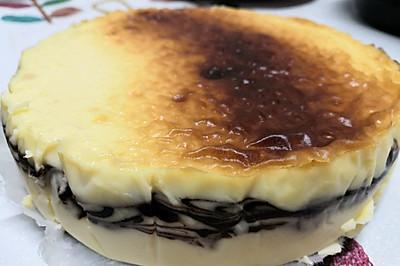 巧克力夹心芝士蛋糕