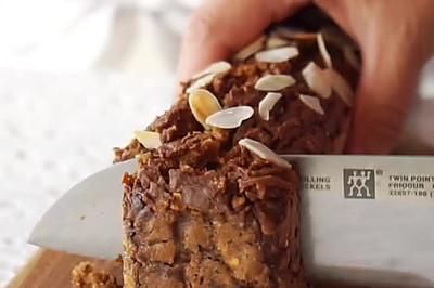 红薯巧克力布朗尼 无糖低脂低卡减脂