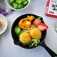 芝心咖喱土豆丸#安记咖喱快手菜#