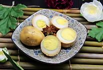 乡巴佬卤鸡蛋#厨此之外,锦享美味#的做法