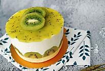 #餐桌上的春日限定#小清新的猕猴桃酸奶慕斯的做法
