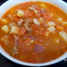 家常版罗宋汤