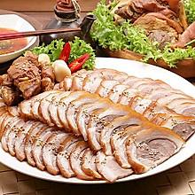 韩式酱猪肘