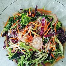 减肥蔬菜沙拉~大拌菜