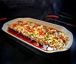 瑶柱蒸金针菇的做法