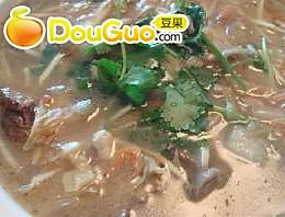 鱼翅捞饭的做法