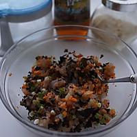 白萝卜鸡肉卷的做法图解5