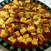 麻婆豆腐#舌尖上的外婆香#的做法图解5