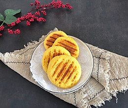 香甜松软玉米饼的做法