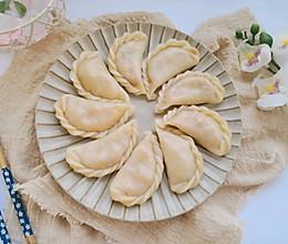 #钟于经典传统味#红萝卜鸡蛋水饺的做法