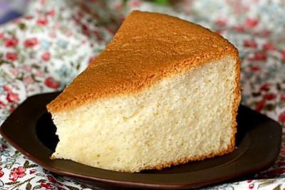 戚风蛋糕——对你永不言败的绵软蛋糕