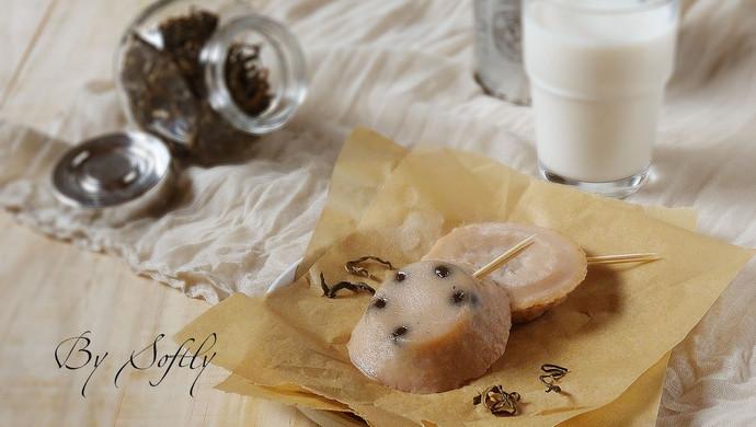 """【新品】珍珠奶茶味钵仔糕-这是一款可以嚼的""""奶茶"""""""