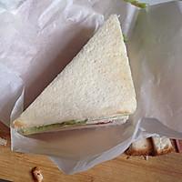 快手早餐三明治的做法图解9