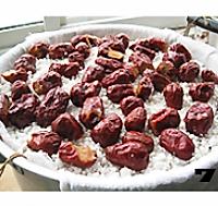 红枣糯米年糕的做法图解7