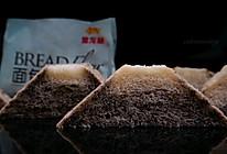 富士山吐司的做法
