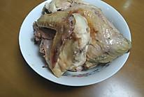 电饭锅盐焗鸡的做法