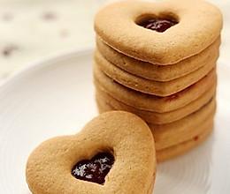 充满爱的饼干!!咔嚓咔嚓的做法