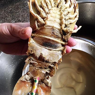 芝士焗虾的做法 步骤2