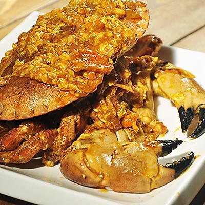 【变厨神】地道新加坡风味大餐 辣椒螃蟹