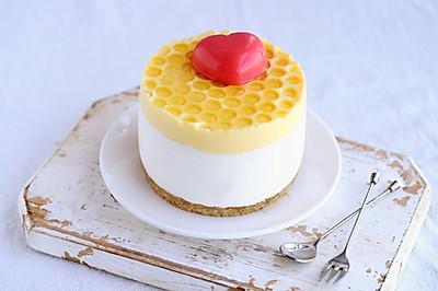 爱巢慕斯蛋糕