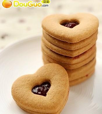 充满爱的饼干!!咔嚓咔嚓