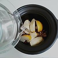 核桃雪梨汤 - 健脑的滋补汤水的做法图解3