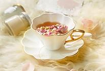 美白祛湿玫瑰茶——要想皮肤好,这茶要坚持喝的做法