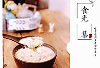 【Tina私厨】元气养生口蘑肉末粥的做法
