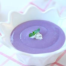 紫薯山药泥 宝宝辅食微课堂