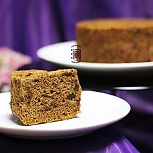 暖暖的甜:红糖红枣蒸糕