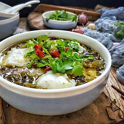 家常酸菜魚(巴沙魚)