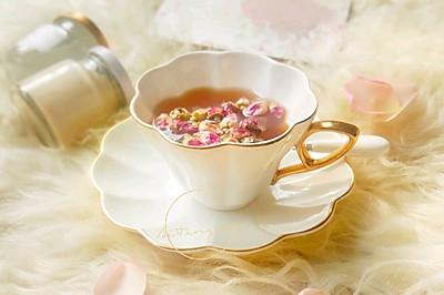 美白祛湿玫瑰茶——要想皮肤好,这茶要坚持喝