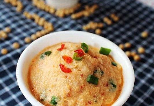 零成本养生菜:五香豆渣的做法