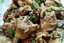 姜丝焖鸡肉的做法
