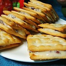 蔓越莓牛扎饼