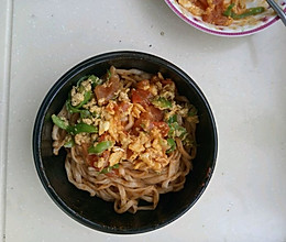 干锅面条的做法