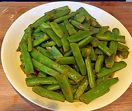 炒四季豆的做法