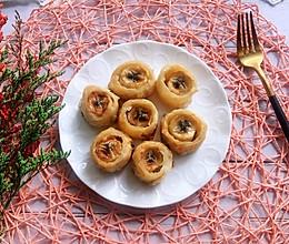 #秋天怎么吃#千层香蕉酥的做法