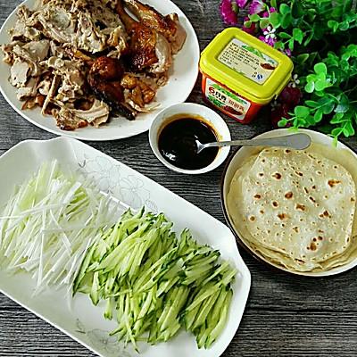 家庭烤鸭套餐