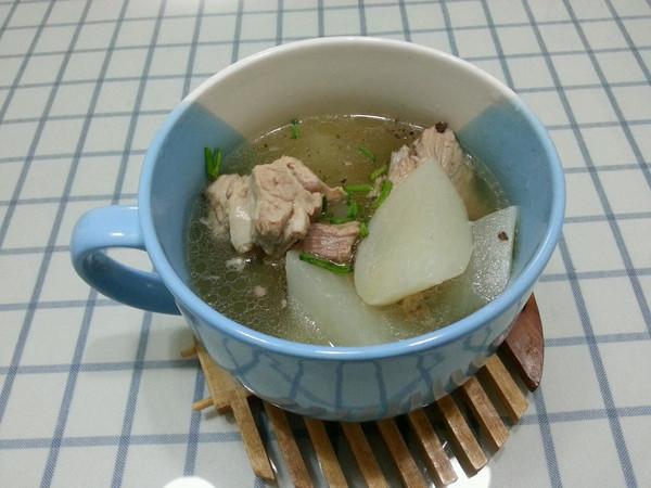 排骨藕汤/萝卜排骨汤(省事的紫砂锅)的做法